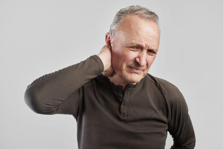 Spondiloza cervicala dureroasa