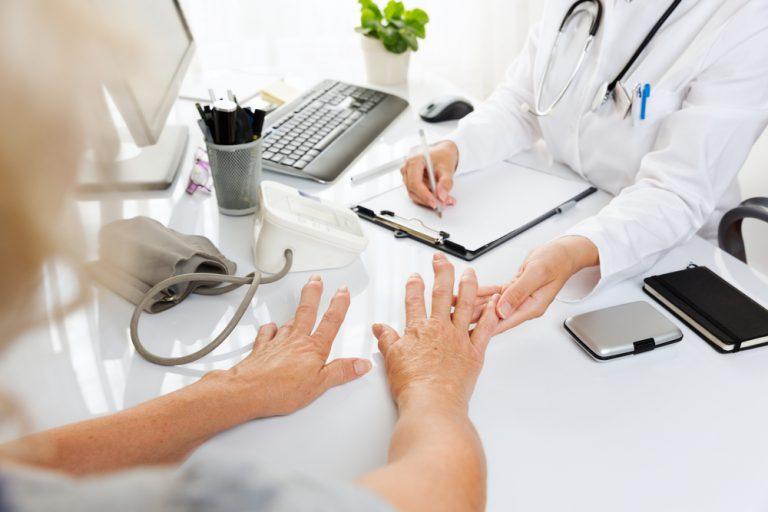diagnosticul pentru artrita reumatoida