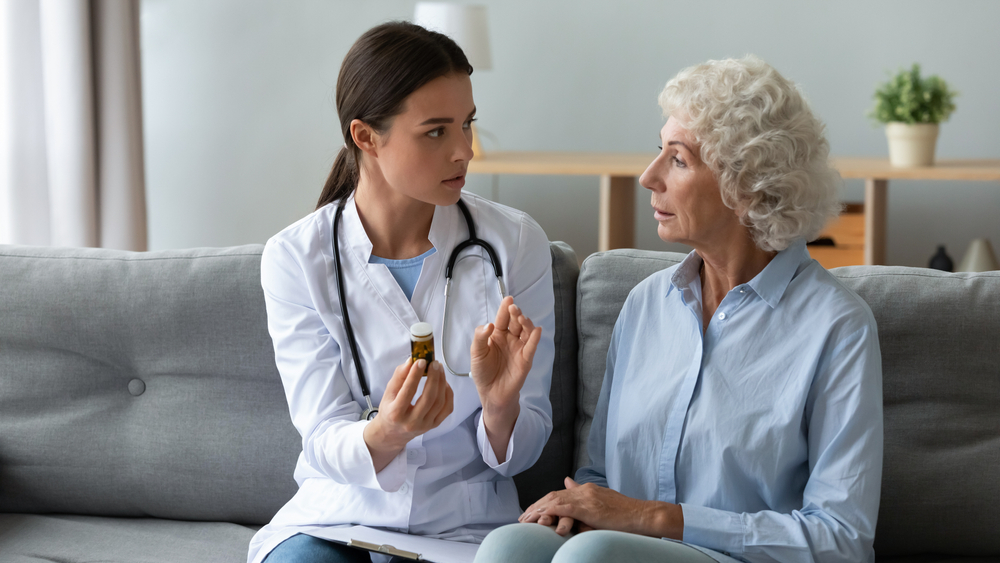 Incontinența urinară - Tratament medicamentos